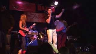 Champion. By Jon Huertas & his 10 piece band. At the Joint in Los Angeles, CA 9.25.2013