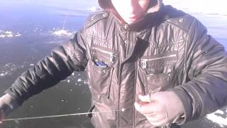 Снасти для зимней рыбалки своими руками вертолет