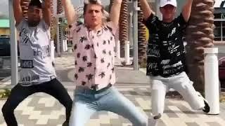 "The New Dance Move ""Plug Walk"""
