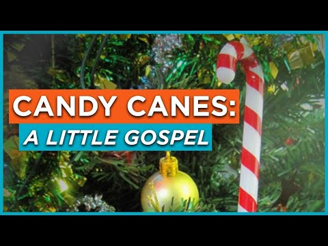 Candy Canes: A Little Gospel