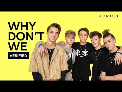 "Why Don't We ""8 Letters"" Official Lyrics & Meaning 