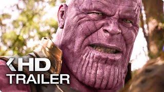 AVENGERS 3: Infinity War Trailer 2 German Deutsch (2018)