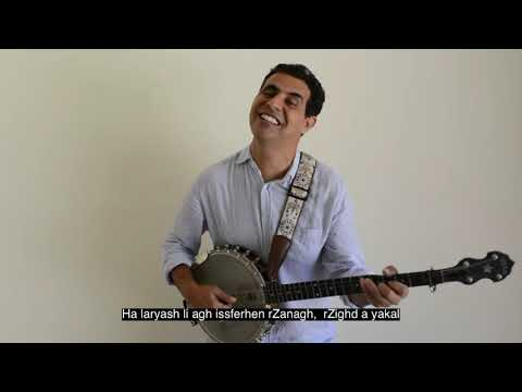 """""""Akal """", """"The earth"""": a remake of an AZA duo song with the full band"""