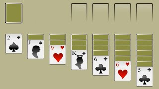 Klondike Solitaire - Rules and instructions