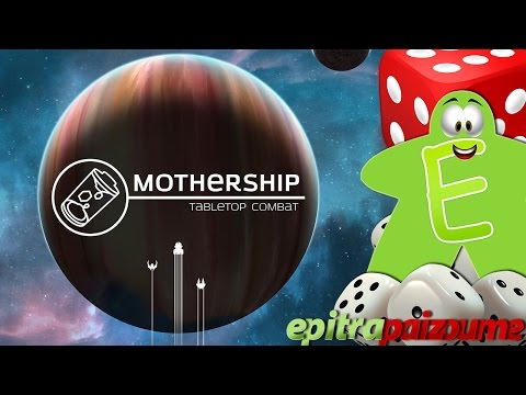 Mothership Tabletop Combat - How to Play Video (EN) by Epitrapaizoume