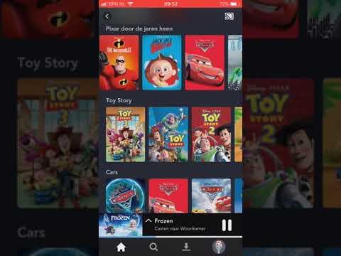 Disney Plus app (iPhone y Android) 📱