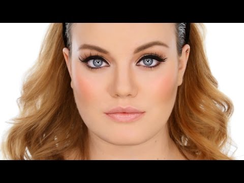 THE Adele Makeup Tutorial featuring Guest Artist Michael Ashton