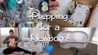 NEWBORN ESSENTIALS 2020 PREPARING FOR BABY | BABY #2 | KIMBERLY MARIE