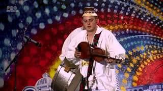 Romanii au Talent 2012  Vasile Godja - mp4