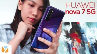 Huawei Nova 7 5G Review