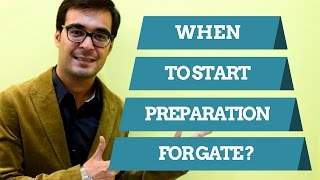 When Should I Start Preparing for  GATE | Ideal Time for GATE Preparation | Computer Science