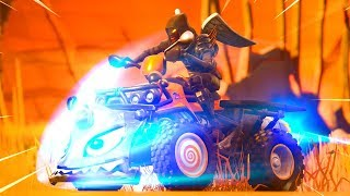 The New QUADCRASHER ATV Gameplay in Fortnite..