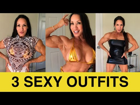 3 Sexy Outfits - A Day in the Life of Denise Masino
