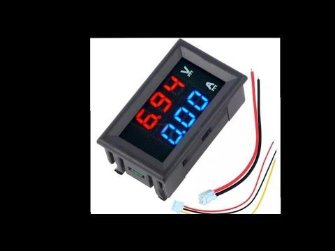 Mini voltmeter
