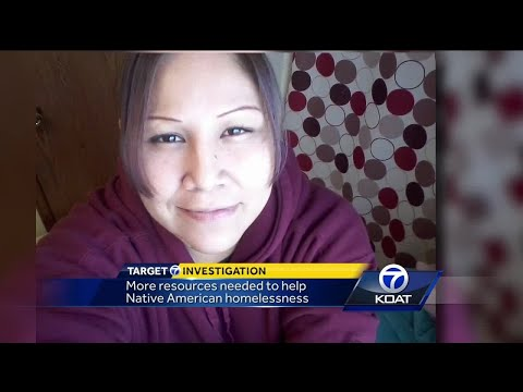 Woman's death points to greater problem of Native American homelessness