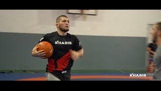 Khabib signs new contract with UFC! RU+ENG!