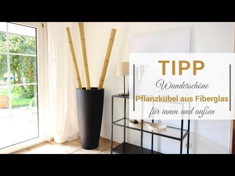 Tipp: Pflanzkübel aus Fiberglas [Gesponsertes Produkt]