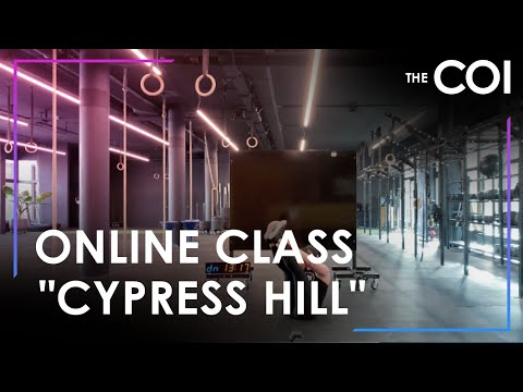"""""""Cypress Hill"""" - CrossFit Full Body Online Class   The COI Vienna"""