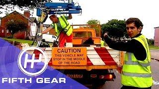 Fifth Gear: Pothole Vigilante