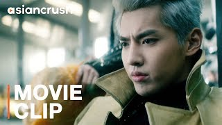 Old school Chinese gangsters vs. rich kid thugs | Clip from
