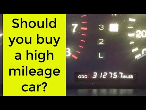 Should I Buy a Car with High Miles?