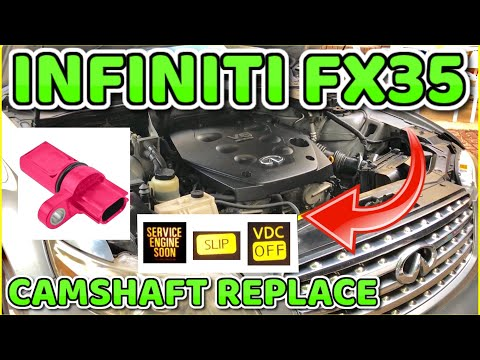 Download How To Changing The 2006 Nissan Cam Position Sensor Video