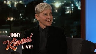 Ellen DeGeneres Couldn't Get a Ticket if She Tried