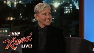 Ellen DeGeneres Couldn