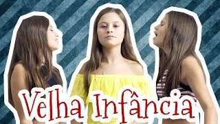 VELHA INFÂNCIA (Tribalistas) | Cover   Multiplas Rafas