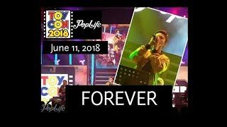 forever by Damage cover by Kaye Cal ToyCon2018