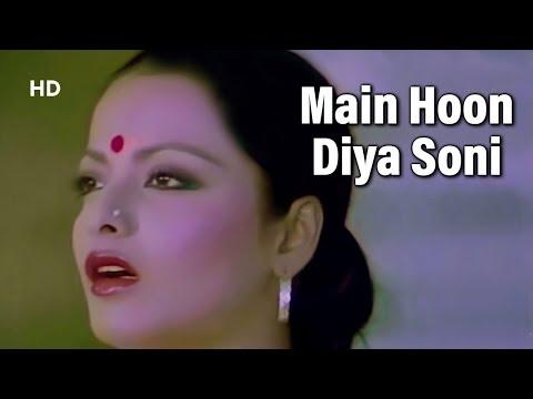 Main Hu Diya Suni Rat Ka   Jal Mahal (1980)   Jeetendra   Rekha   Lata Mangeshkar Hits