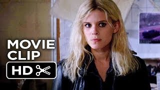 Transcendence Movie CLIP  Tell Me About Evelyn 2014  Kate Mara Paul Bettany Movie HD
