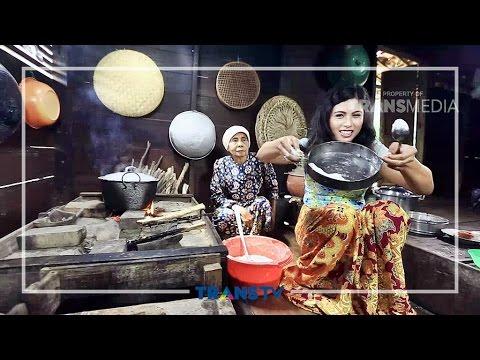 Video RAHASIA DAPUR NENEK - Burgo Makanan Unik Tepung Beras Dari Palembang