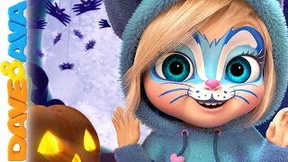 🎃 Halloween Songs   Nursery Rhymes and Halloween Songs for Kids by Dave and Ava 🎃