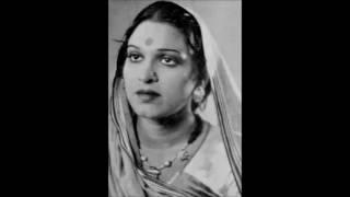 BIHARI (1948) - Prem ke moti laayi badariya - Ameerbai
