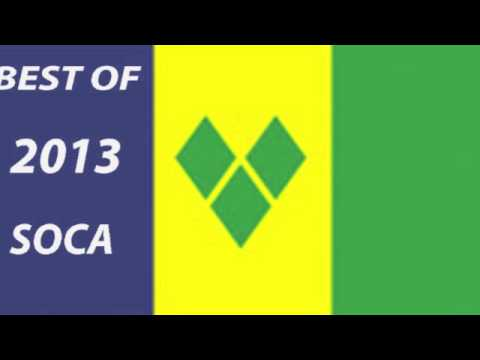BEST OF ST VINCENT 2013 SOCA – ROAD READY MIX