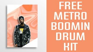 Free Metro Boomin Drum Kit 2019 [Includes Spinz 808 & Rack Kick]