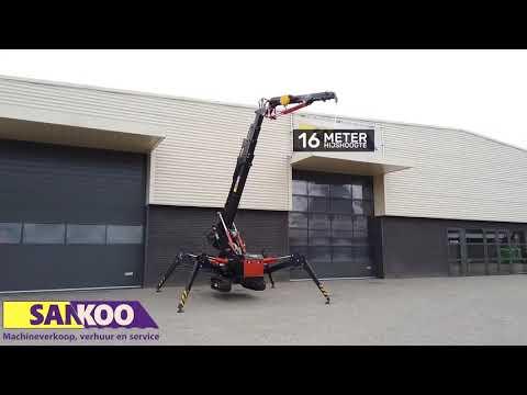 Bg Lift M250 Minikran   Kompaktkran   Bglift