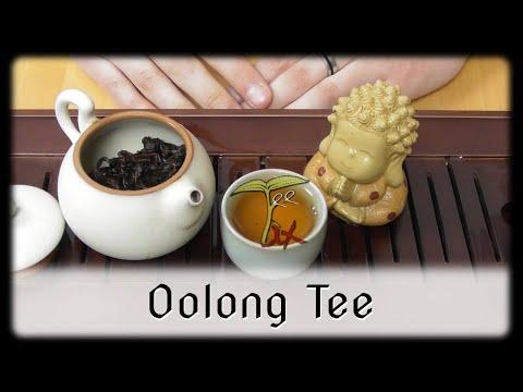 Oolong-Tee (und wie man ihn zubereitet)