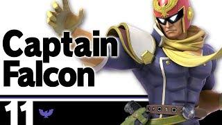 11: Captain Falcon – Super Smash Bros. Ultimate