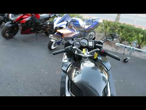 2008 Yamaha FJR 1300AE in Sanford, Florida - Video 1