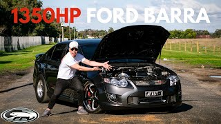 1350HP FPV F6 REVIEW - Here's Why You NEED Australia's FORD BARRA | The 2JZ KILLER