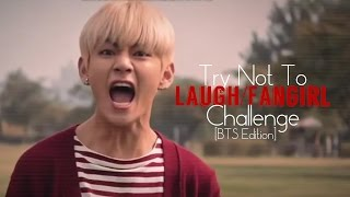 Try Not To Laugh/Fangirl Challenge [BTS Edition]