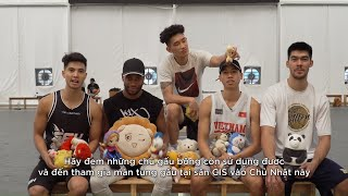ABL9 || Charity | Teddy Bear Toss - Together We Tết