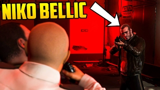 HOW NIKO BELLIC WAS ALMOST IN A GTA 5 HEIST + COULD HE RETURN IN GTA 6?