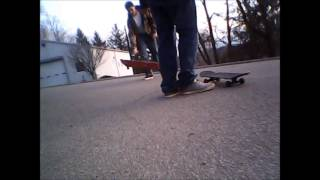 skateboarding (the world alive lighthouse,the downtown fiction cool kids and kiss my friends)