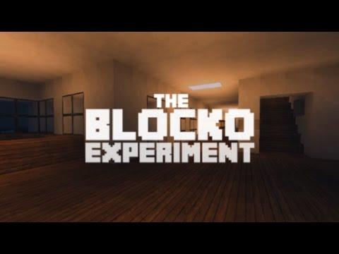 The Blocko Experiment Teaser Trailer