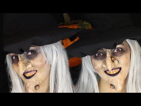CADI Makyajı / WİTCH Makeup Tutorial - Özel Efekt makyajı