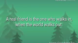 Quotes❗ For A Best Friends 👬❤❤
