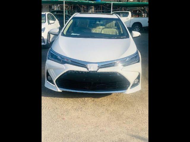Toyota Corolla Altis Grande CVT-i 1.8 2021 for Sale in Islamabad
